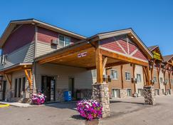 Steamboat Hotel - Steamboat Springs - Building