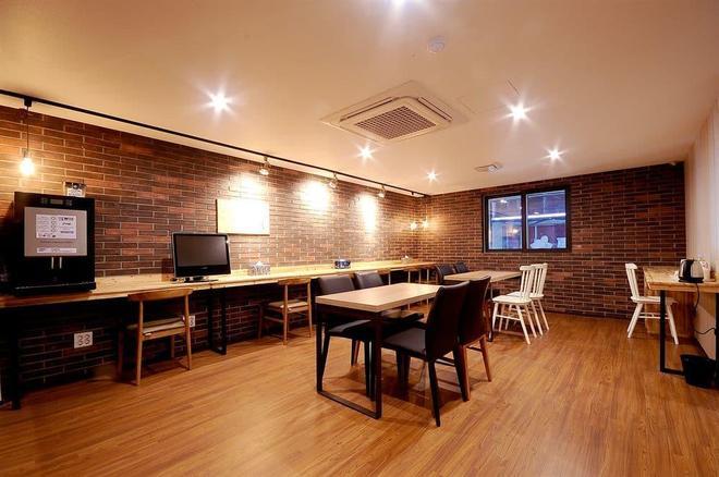 Queens Hotel - Busan - Restaurant