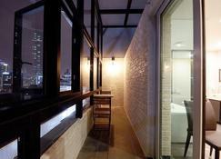 Queens Hotel Seomyeon Busan - Busan - Balkon