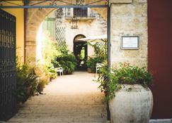 Hotel Baglio Catalano - Custonaci - Vista esterna