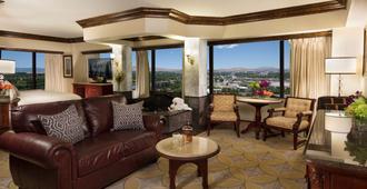 Peppermill Resort Spa Casino - Reno - Living room
