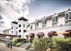 Hotel De Zeeuwse Stromen - Renesse - Gebäude