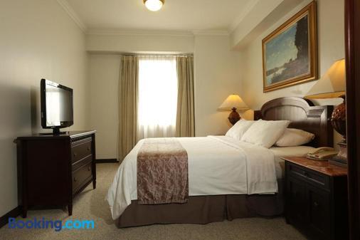 Aryaduta Suites Semanggi - Νότια Τζακάρτα - Κρεβατοκάμαρα