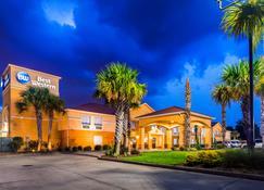 Best Western Lafayette Inn - Lafayette - Edificio