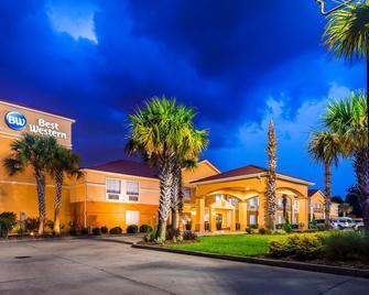 Best Western Lafayette Inn - Lafayette - Gebouw