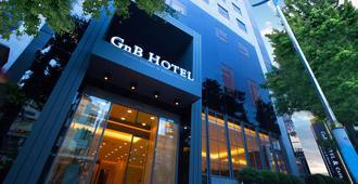 Gnb Hotel - Pusan - Bâtiment