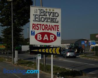 Il Bivio Hotel - Carmagnola - Gebouw