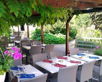 Au Relais de La Lieure - Ménesqueville - Restaurant
