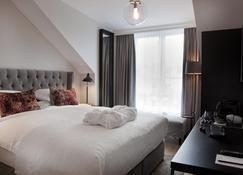 Sand Hotel By Keahotels - Reykjavik - Bedroom