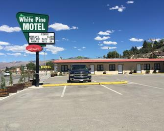 White Pine Motel - Ely - Building