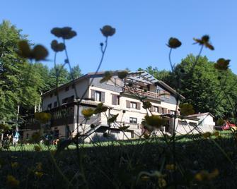 Hotel La Croce - Abbadia San Salvatore - Building