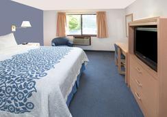 Days Inn by Wyndham Corvallis - Corvallis - Bedroom