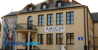 Amicus Zoliborz - Warsaw - Building