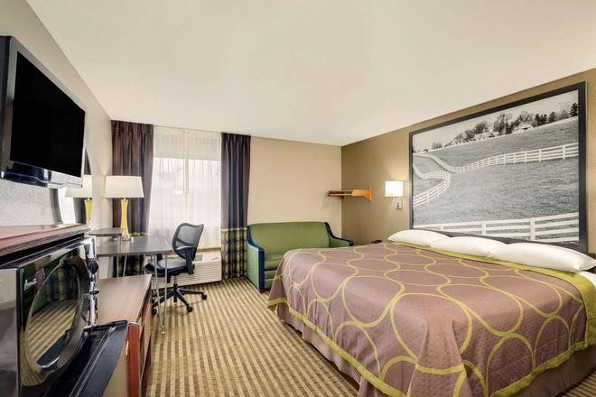 列克星敦溫徹斯特路速 8 酒店 - 勒星頓 - 列克星敦(肯塔基州) - 臥室