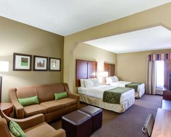 Comfort Suites - Crossville - Ložnice