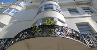 Blanch House - Brighton - Toà nhà