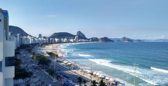 Selina Copacabana - ריו דה ז'ניירו - חדר רחצה