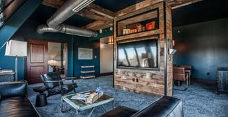 Ironworks Hotel Indy - Indianapolis - Living room