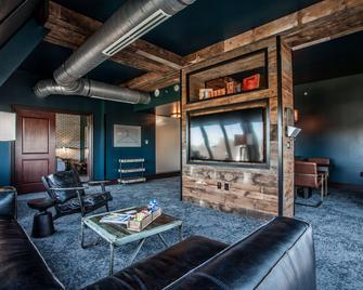 Ironworks Hotel Indy - Indianapolis - Huiskamer