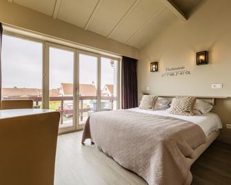 C-Hotels Zeegalm - Middelkerke - Bedroom