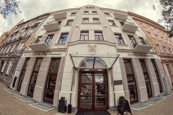 維尼亞斯基酒店 - 盧布林 - 盧布林 - 建築