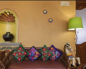Hotel Boutique Parador San Miguel - Oaxaca - Living room
