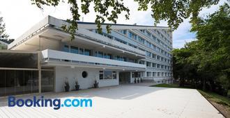 Blekitny Zagiel - Gdynia - Edificio