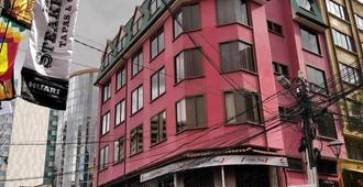 4 Corners B&B Downtown - La Paz - Gebäude