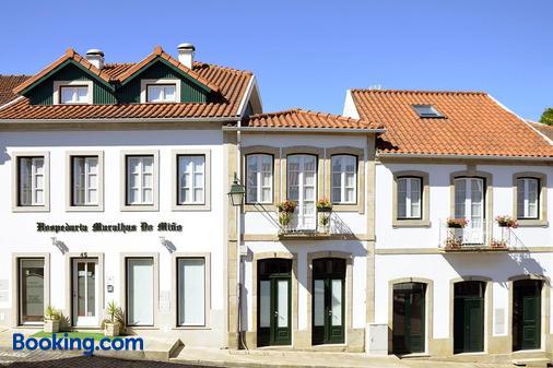 Guesthouse Muralhas do Mino - Monção - Building