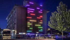 奧利夫品質酒店 - 奥伯里 - 阿爾伯尼 - 建築
