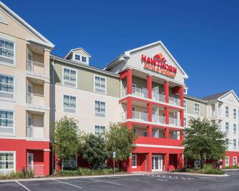 Hawthorn Suites by Wyndham Panama City Beach FL - Panama City Beach - Building