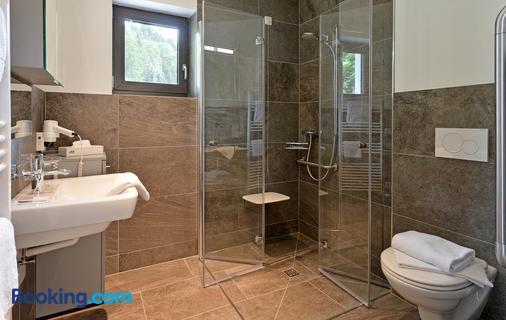 Gästehaus Rottenspacher - Kössen - Bathroom