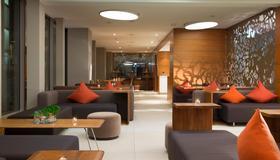 Hotel D Basel - Basel - Oleskelutila