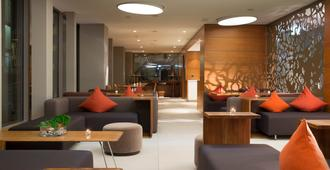 Hotel D Basel - Basilea - Sala de estar