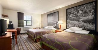 Super 8 by Wyndham Colorado Springs/Afa Area - Colorado Springs - Habitación