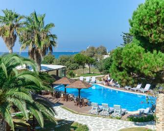 Alkyoni Beach Hotel - Naxos - Pool