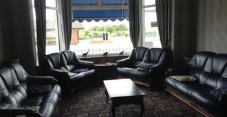 North Parade Seafront Accommodation - Skegness - Sala de estar
