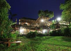 Ndiza Lodge and Cabanas - Saint Lucia - Building