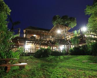 Ndiza Lodge and Cabanas - Saint Lucia - Building