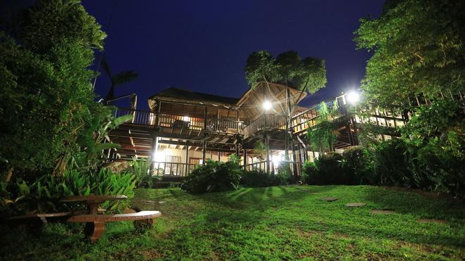 Ndiza Lodge and Cabanas - Saint Lucia - Edificio