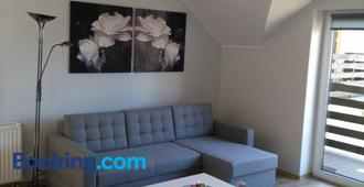 Apartament Sloneczny Osowa Gdansk - Gdansk - Living room