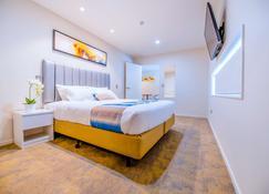 Best Western Alpine Hotel - Крайстчерч - Спальня