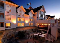 Huntingdon Manor Hotel - Βικτωρία Βρετανικής Κολομβίας - Κτίριο