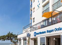 Best Western Hotel Royan Ocean - Royan - Edificio