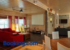 Miekojärvi Resort - Pello - Sala de estar