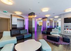 Hotel Cristal - Geneva - Lounge