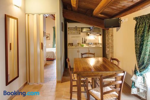 Hotel Residence Diamantina - Ferrara - Dining room