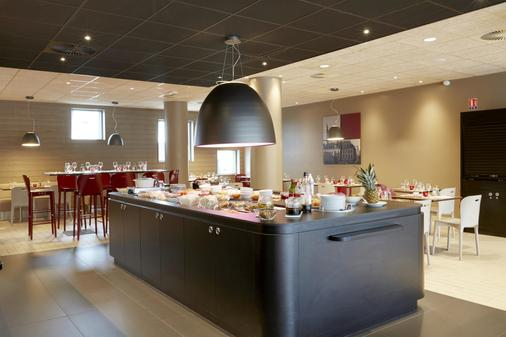 Campanile Lille Euralille - Lille - Buffet