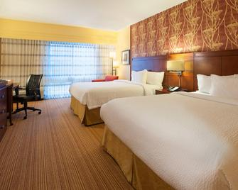Courtyard by Marriott Mankato - Mankato - Schlafzimmer