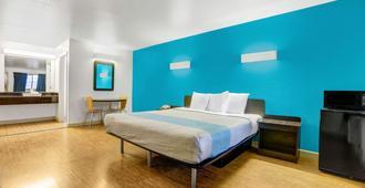 Motel 6 Anderson Redding Airport - Anderson - Bedroom